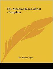 The Athenian Jesus Christ - Pamphlet