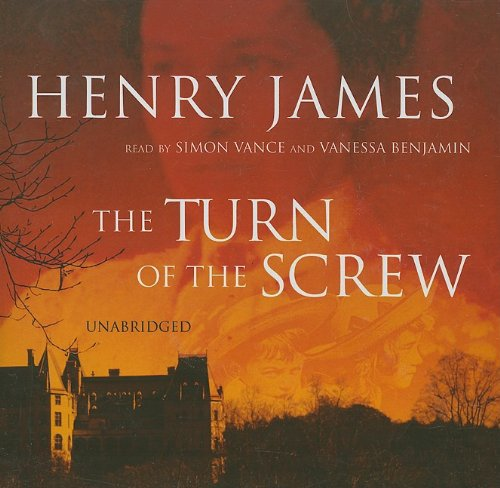 The Turn of the Screw (Library Edition) - Henry James