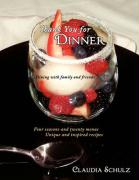 Thank You for Dinner: Dining with Family and Friends