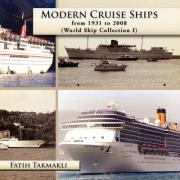 Modern Cruise Ships from 1931 to 2008