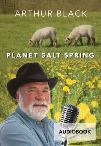 Planet Salt Spring - Arthur Black