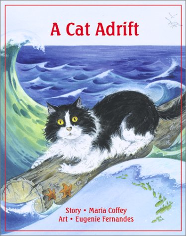 A Cat Adrift (Teelo's Adventures) - Maria Coffey