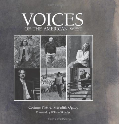 Voices of the American West - Corinne Platt; Meredith Ogilby