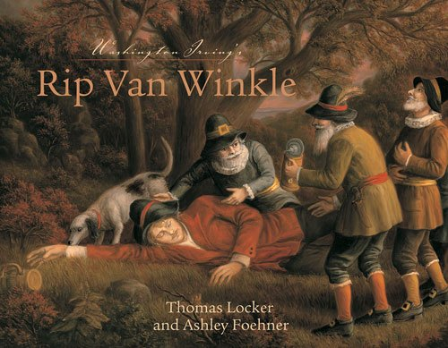 Washington Irving's Rip Van Winkle - Ashley Foehner