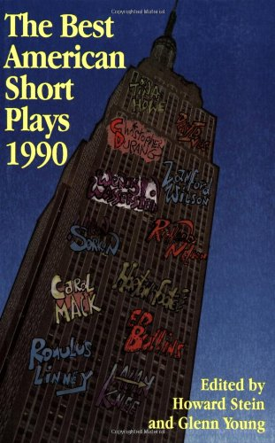 The Best American Short Plays 1990 - Glenn Young