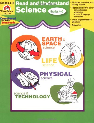 Read and Understand Science, Grades 4-6+ - Herbst, Evan-Moor Educational Publishers