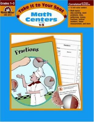 Math Centers - Norris, Jill; Evan-Moor Educational Publishers