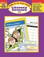Literacy Centers Grades 4-5: EMC 2724 (Take It to Your Seat)