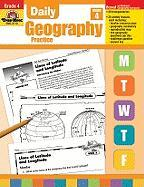 Daily Geography Practice Grade 4: EMC 3713