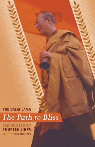 The Path to Bliss: A Practical Guide to Stages of Meditation - Dalai Lama