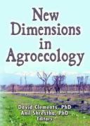 New Dimensions in Agroecology