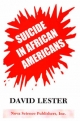 Suicide in African Americans.: And Times of Gustavus Woodson Smith.