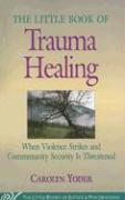 The Little Book of Trauma Healing: When Violence Strikes and Community Security Is Threatened
