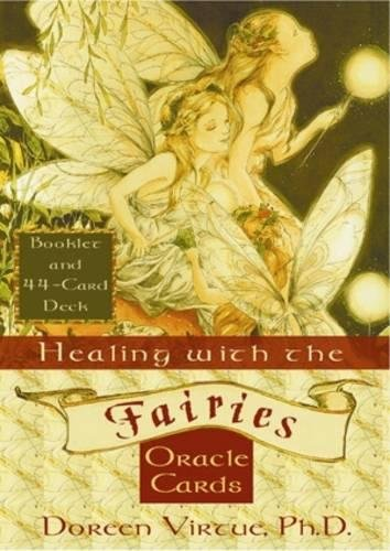 Healing with the Fairies Oracle Cards: Booklet and 44-Card Deck (Large Card Decks) - Virtue, Doreen