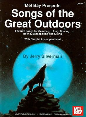Songs of the Great Outdoors/Vocal : All Levels - Jerry Silverman