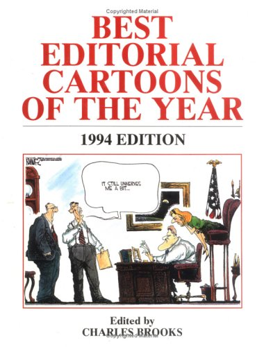 Best Editorial Cartoons of the Year - Charles Brooks
