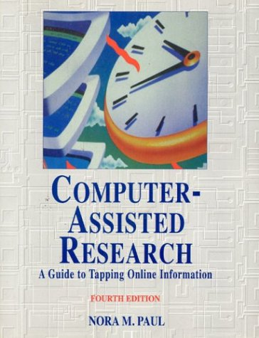 Computer-Assisted Research - Paul, Nora