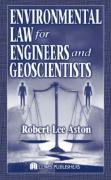 Environmental Law for Engineers and Geoscientists EMS, and Landscapes