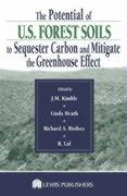 The Potential of U.S. Forest Soils to Sequester Carbon and Mitigate the Greenhouse Effect