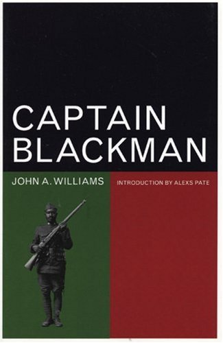 Captain Blackman - John A. Williams