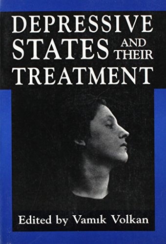 Depressive States and Their Treatment (The Master Work Series) - Vamik D. Volkan