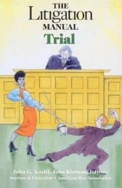 Litigation Manual Trial