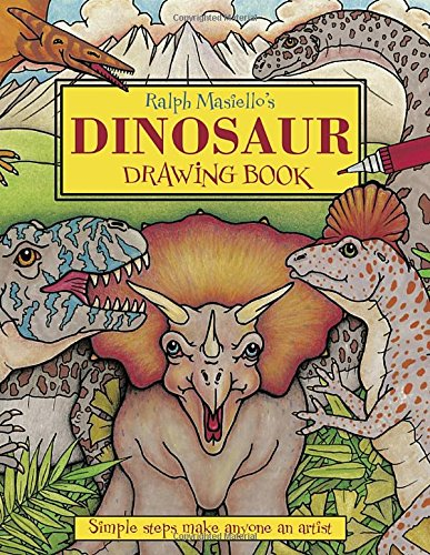 Ralph Masiello's Dinosaur Drawing Book (Ralph Masiello's Drawing Books) - Ralph Masiello