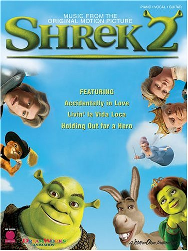 Shrek 2 (Piano/Vocal/Guitar) - Hal Leonard Corp.