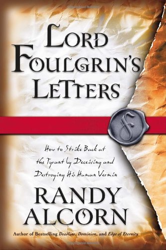 Lord Foulgrin's Letters - Alcorn, Randy