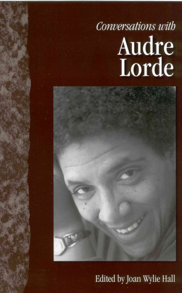 Conversations With Audre Lorde - Hall, Joan Wylie
