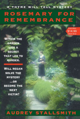 Rosemary for Remembrance (Thyme Will Tell Mysteries) - Audrey Stallsmith
