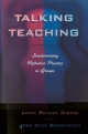 Talking Teaching: Implementing Reflective Practice in Groups