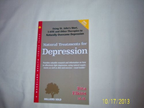 Depression: Natural Health Treatments (Woodland Health) - C. M. Hawken