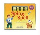Spin  &  Spell with Other (A Spinning Spelling Book) - Jessica Perez