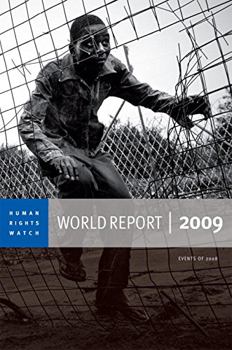 Human Rights Watch World Report 2009 - Human Rights Watch