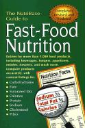 The Nutribase Guide to Fast-Food Nutrition 2nd Ed.