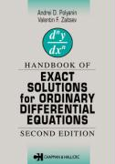 Handbook of Exact Solutions for Ordinary Differential Equations, Second Edition
