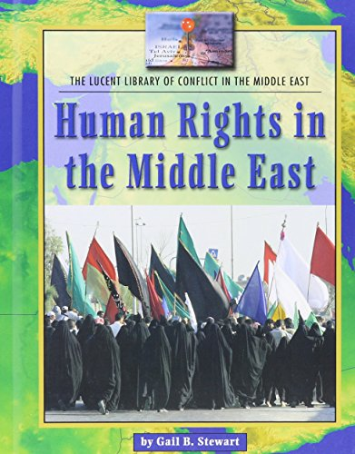 Human Rights in the Middle East - Gail B. Stewart