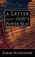 A Letter from God's Power Seat