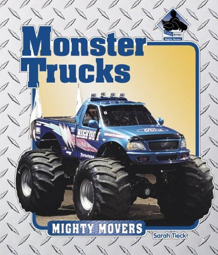 Monster Trucks (Buddy Book) - Sarah Tieck