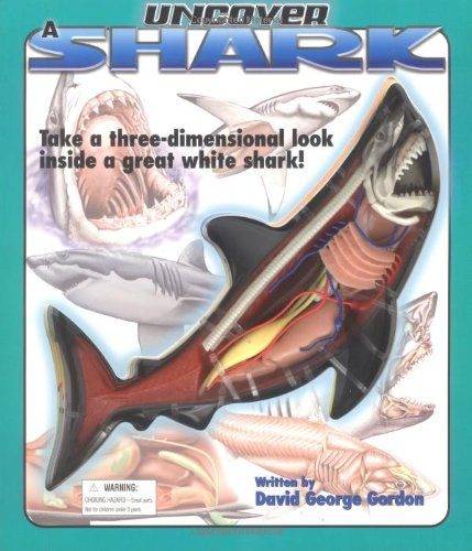 Uncover a Shark: An Uncover It Book (Uncover Books) - David George Gordon