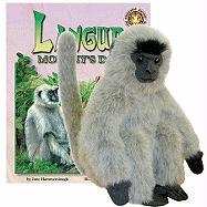 Langur Monkey's Day [With Plush]