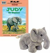 Judy the Elephant [With Plush]