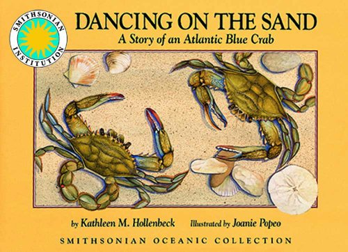 Dancing On The Sand (Smithsonian Oceanic) - Kathleen M. Hollenbeck