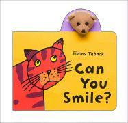Can You Smile? [With Finger Puppet]