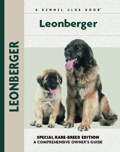 Leonberger (Comprehensive Owner's Guide) - Madeline Lusby