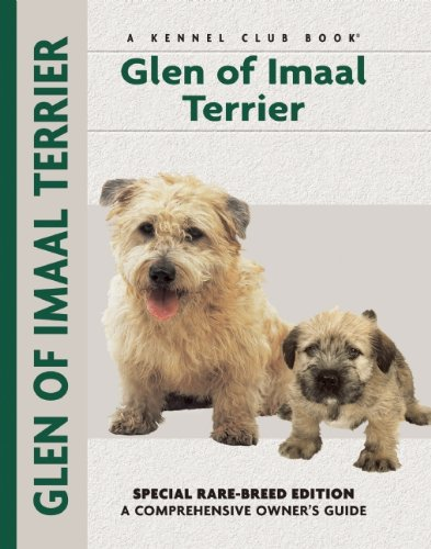 Glen of Imaal Terrier: Special Rare-Breed Edition : A Comprehensive Owner's Guide - Mary Brytowski