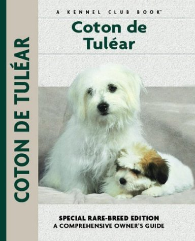 Coton De Tulear (Comprehensive Owner's Guide) - Wolfgang Knorr