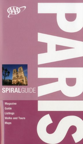 AAA Spiral Paris (AAA Spiral Guides: Paris) - Fisher Teresa; Mario Wyn-Jones