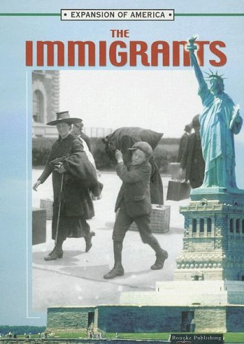 The Immigrants (Expansion of America II) - Linda Thompson
